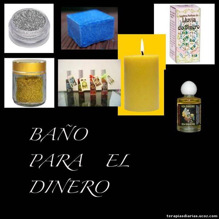 Ritual para el dinero ba o manuela santander gutierrez consejos rituales art culos - Banos para el dinero ...